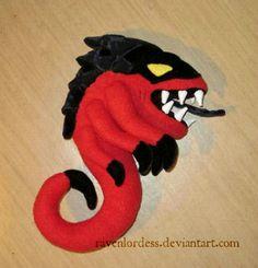 Behemoth Ripper by ~Ravenlordess on deviantART