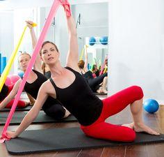 #Pilates #PilatesTherabandWorkout