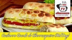 Receita de Cachorro Quente de Churrasqueira (Hot Dog) - Tv Churrasco