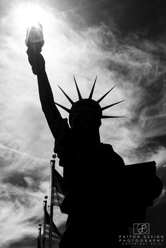 February 27 - Lady Liberty http://www.pattondesignphotography.com