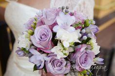 Букет невесты для Вероники - Квіткова німфа - свадебное оформление и флористика
