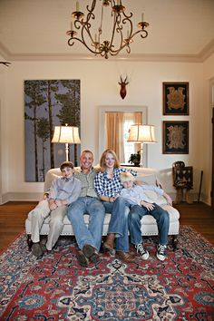 """This is my HOME, this is about as formal as it gets, as we are a """"FOREVER in BLUE JEANS BABE"""" FAMILY. (my friend, and customer, Nan, owner of Firefly in Thomasville, GA"""