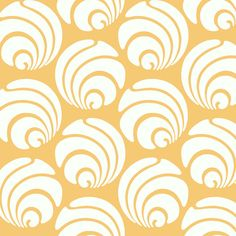 "York Wallcoverings Silhouettes Circle Swirl 27' x 27"" Geometric Wallpaper | AllModern"