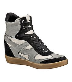 Bronx Wedge Sneakers