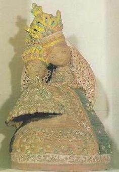 kovacs_kuglof_madonna  korongolt terrakotta kisplasztika, 1938 Madonna, Marvel, Art, Terracotta, Art Background, Kunst, Performing Arts