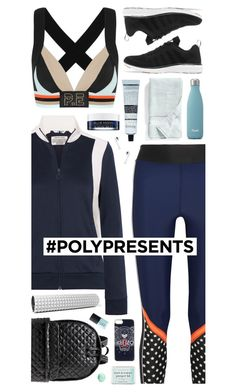 """#PolyPresents: New Year's Resolutions: Be More Active"" by almost-glamorous ❤ liked on Polyvore featuring P.E Nation, Athletic Propulsion Labs, Tory Sport, No Ka'Oi, Nordstrom, Aesop, Sunday Riley, M Z Wallace, Kenzo and NARS Cosmetics"