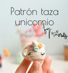 As you requested me, I've translated the unicorn mug crochet pattern into English! I hope you enjoy it ☺️ and don't forget to… Crochet Slippers, Crochet Toys, Knit Crochet, Filet Crochet, Knit Patterns, Hello Kitty, Mugs, Knitting, Creative