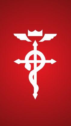 Fullmetal Alchemist Brotherhood - Wallpapers iPhone