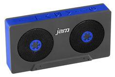 Bluetooth Speakers And Headphones Make Great Holiday Gifts For Kids: SPEAKERS - Jam Rewind Wireless Pocket Speaker