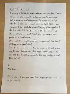Jack and the Beanstalk role play. Eyfs Jack And The Beanstalk, Talk 4 Writing, Fairy Tales Unit, Early Years Classroom, Role Play Areas, Continuous Provision, Fairy Tale Theme, Traditional Tales, School Displays