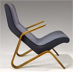 Eero Saarinen, Grasshopper chair.