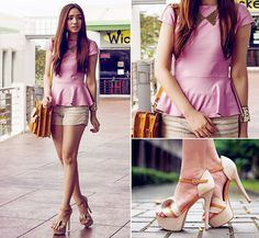 Pastels for Lunch (by Aileen Belmonte) http://lookbook.nu/look/4600603-Pastels-for-Lunch