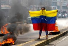 The Venezuelan uprising that could change the future of Latin America