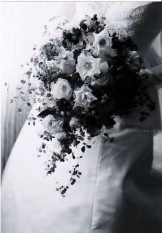 新郎新婦様からのメール ブーケ 一会  ウラク青山様の装花 : 一会 ウエディングの花