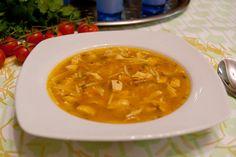 Harira, un tradicional plato de la cocina marroquí.
