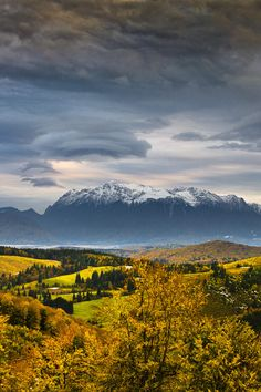 GORGEOUS Bucegi Mountains, Romania. i will go there one day.