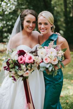 gorgeous jewel tones | Paige Reaux #wedding
