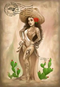 I'm Latina I've got this Chicano Art Tattoos, Chicano Drawings, Art Drawings, Caveira Mexicana Tattoo, Tattoo Caveira, Aztecas Art, Bd Art, Tattoo Studio, Arte Lowrider
