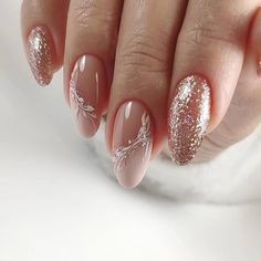 The advantage of the gel is that it allows you to enjoy your French manicure for a long time. There are four different ways to make a French manicure on gel nails. The choice depends on the experience of the nail stylist… Continue Reading → Cute Nails, Pretty Nails, My Nails, Dark Nails, Elegant Nails, Stylish Nails, Bride Nails, Wedding Nails, Wedding Makeup