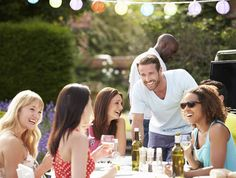 One of the best parts of summer is outdoor entertaining. Take your backyard bash up a notch with our 25 super-easy tips.