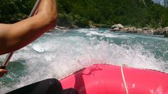 View from the raft :D