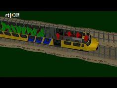 Live verslag treinkaping de Punt en Bovensmilde en toespraak Den Uyl - YouTube