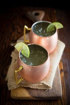 Moscow Mule by Tasty Yummies