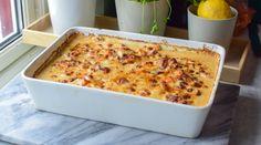 Kremet Kyllinggryte med søtpotet - Saftig kylling med en ... | Gladkokken Main Meals, Lasagna, Macaroni And Cheese, Food And Drink, Dinner, Ethnic Recipes, Friends, Health, Dining