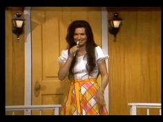 Loretta Lynn - One's On The Way My Mama taught me to love Loretta growing up and am I ever glad she did!!