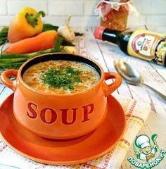 """Суп из рыбных консервов """"Сардина"""""""
