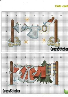 Christmas cross stitch charts free 69 From 69 Christmas Cross Stitch Charts Free Cross Stitch Christmas Cards, Xmas Cross Stitch, Cross Stitch Bookmarks, Cross Stitch Needles, Cross Stitch Cards, Counted Cross Stitch Patterns, Cross Stitch Designs, Cross Stitching, Cross Stitch Embroidery