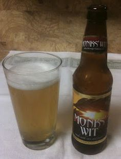 Monks' Wit from Abbey Beverage is distinctly fruity and spicy. The yeast lends a note of spice that accentuates the coriander, orange peel, and other spices. The malt itself provides a sweet quality up front, a round fruitiness in the middle, and the hops and spices together with our pure brewing water, lend a clean, dry finish.