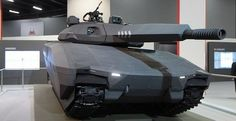 The new battle tank will be on the production lines by as early as 2018.