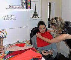 Aula de maquiagem + Análise de coloração pessoal | Aline Kilian Consultora de Estilo Personal Stylist Moda Lifestyle