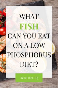 Following a low phosphorus diet while on your renal diet + want to know which types of meat + fish you can eat? Here, you'll learn about low phosphorus meat + low phosphorus fish that you can have when watching phosphorus levels on a chronic kidney disease diet for CKD. Find out which types of renal diet protein you can add to your low phosphorus foods list here! Low Phosphorus Foods Renal Diet   Foods Low in Phosphorus #RenalDiet #KidneyDiseseDiet #KidneyDiet #KidneyFriendly #LowPhosphorus Renal Diet Food List, Renal Diet Menu, Dialysis Diet, Diet Foods, Healthy Foods, Kidney Recipes, Diet Recipes, Kidney Foods, Kidney Beans