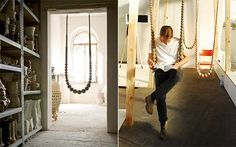 necklace swing: well this is just fantastic.