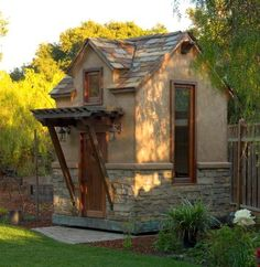 Playhouse - traditional - exterior - san francisco - Simpson Design Group Architects
