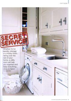 Bespoke Martin Moore utility room martinmoore.com Kitchens Bedrooms & Bathrooms September 2014