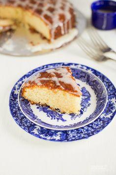 Sandhya's Kitchen - Vegetarian food made interesting and easy: Baking   Orange Marmalade Cake