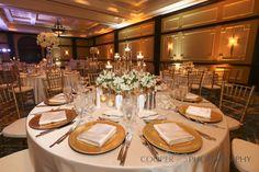 Wedding Reception in the newly renovated Ocean Ballroom