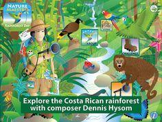 Nature Maestro Rainforest Day Education Educational iPad App...: Nature Maestro Rainforest Day Education… #ipad #Education #Educational