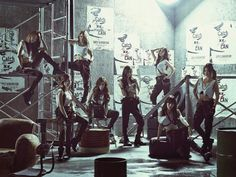 Girls Generation Catch Me if You Can