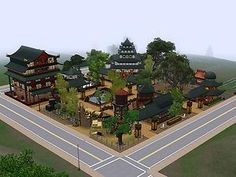 Mod The Sims - China Town