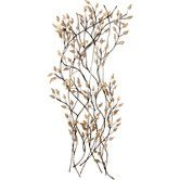 Found it at Wayfair - Wire Mesh Leaf Tree Wall Décor