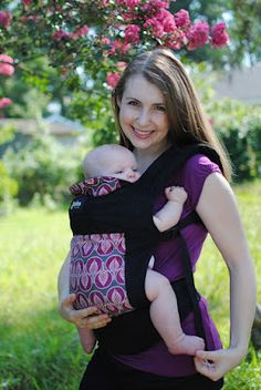 """Boba Carrier-Named best baby carrier again!"" Thanks for the love! #babywearing #baby #motherhood #freedomtogether"