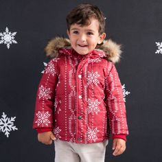 DB1663 davebella baby winter coats kids wear 1.Brand: dave & bella  2.Style No.:DB1663 3.Fabric: 100% polyester  4.Size:18M 24M  3T 4T 5T 6T 7T  5.Package: one pc in high quality PP bag. Both wholesaler and retailer are welcomed. No MOQ. Can mix styles, colors and sizes.
