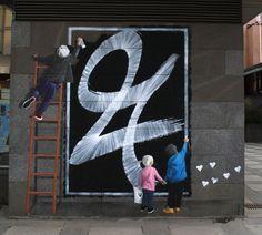 STREET ART UTOPIA » We declare the world as our canvasStreet Art by Jussi TwoSeven - In Helsinki, Finland » STREET ART UTOPIA