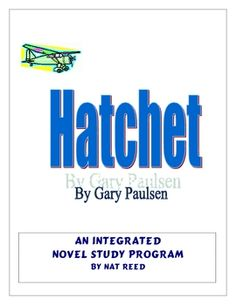 Hatchet by Gary Paulsen Summary/Study Guide FREE Analysis ...