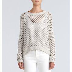 Paper Denim Cloth Lexington Sweater ❤ liked on Polyvore