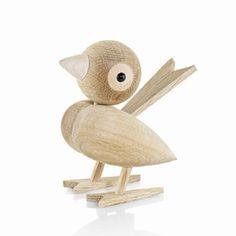 Lucie Kaas Spurv Eg Stor / Bird / Wood / Kids